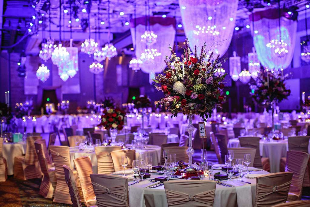 corporate wedding and special events design and decor