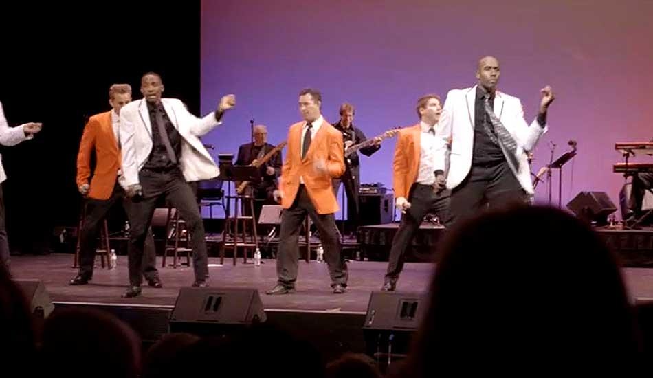 Motones vs Jerseys Motown and 60s Pop Live Music Show