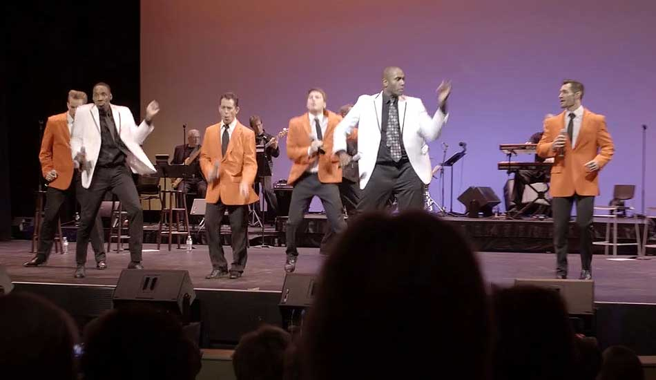Motones vs Jerseys Motown and 60s Music Tribute Show