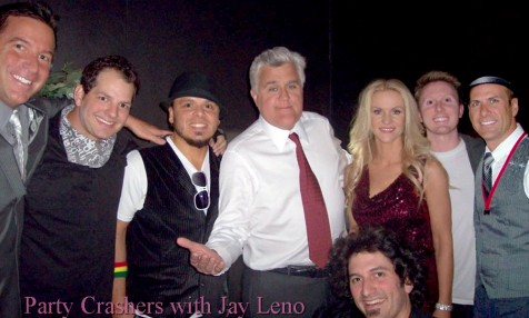 The Hot Cover Band with Jay Leno