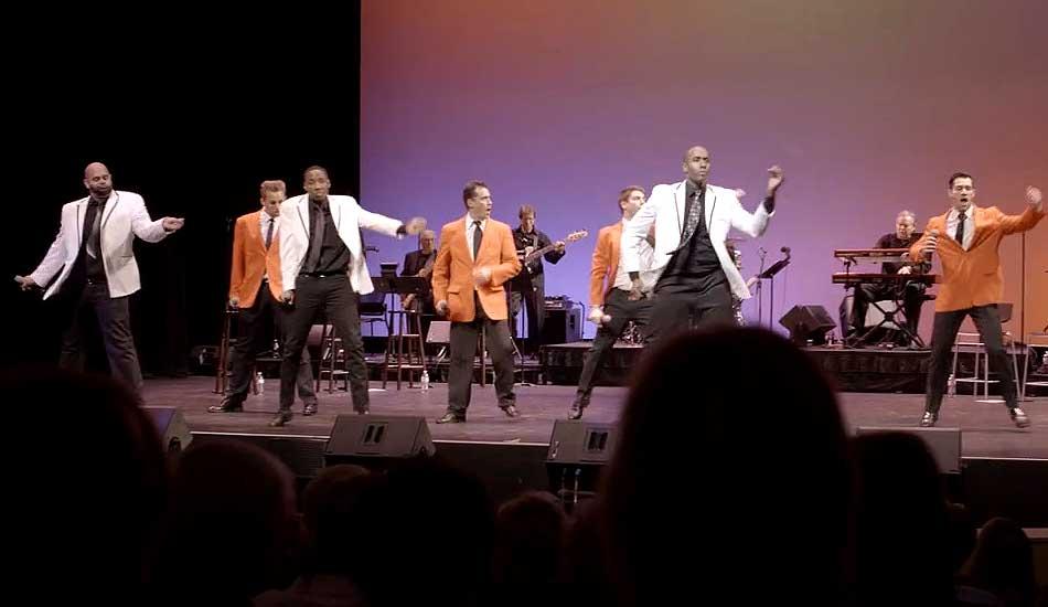 Motones vs Jerseys Tribute Music Show