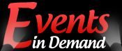 Events In Demand Sidebar Logo