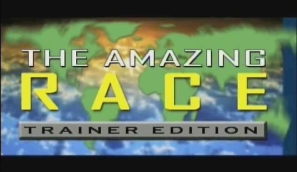 Amazing Race Teambuilding Logo