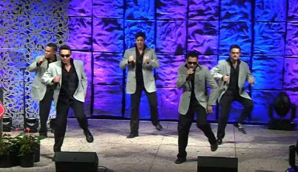 Back Sync Boys Boy Band