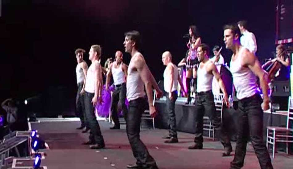Broadway Show Dancers