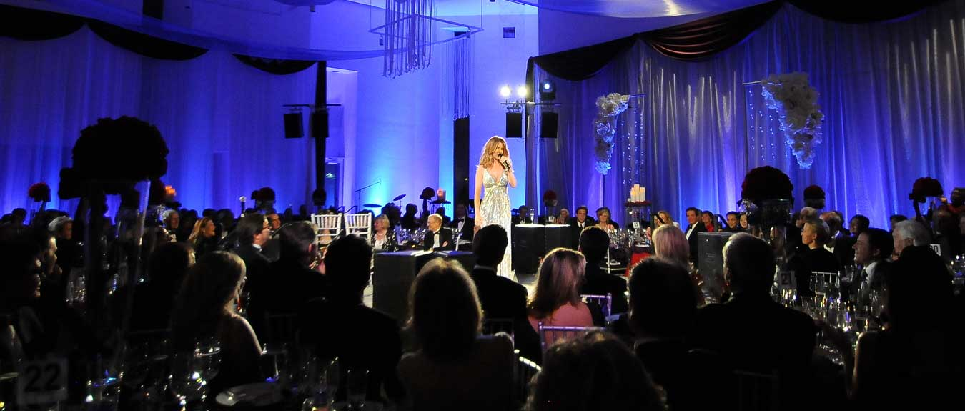 Corporate Event Entertainer Celine Dion