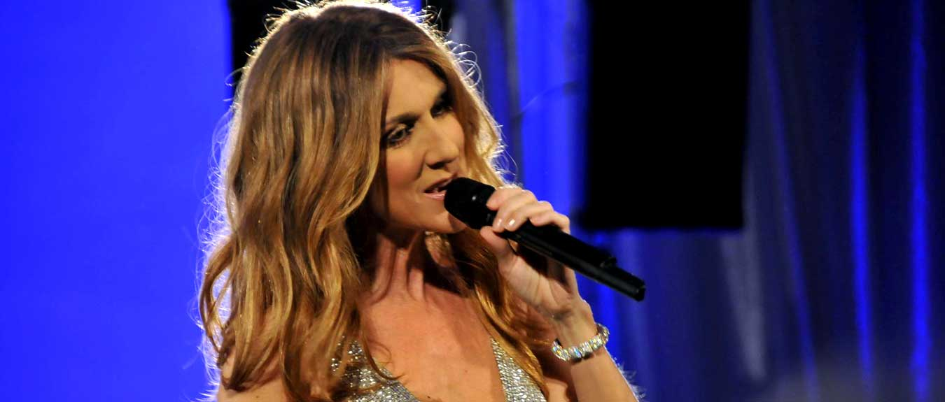 Celine Dion Corporate Events