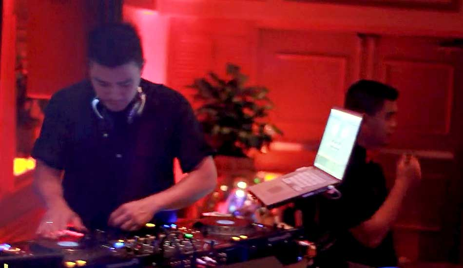 DJ Gene Providing Corporate Dance Music