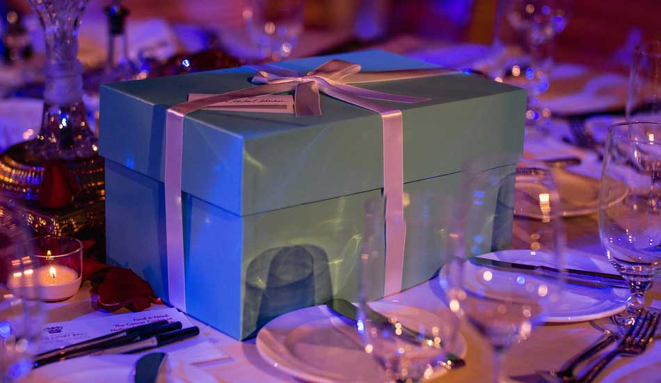 Event Decor and Table Settings