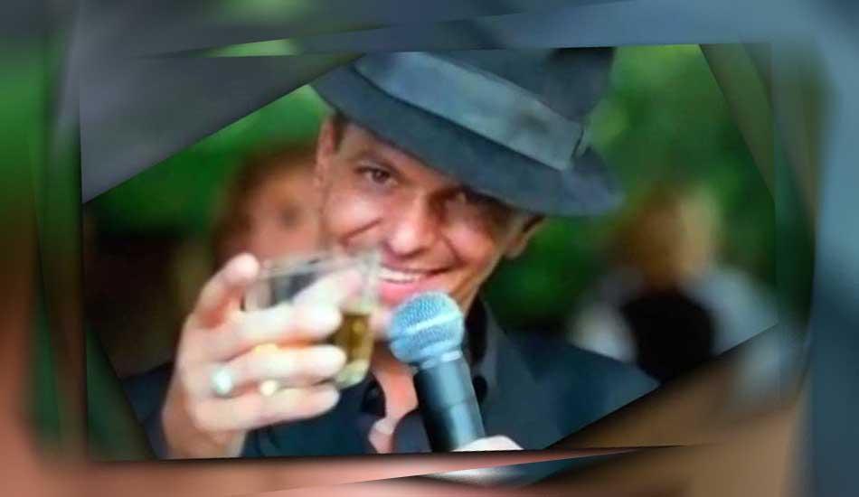 Frank Sinatra Singing Tribute