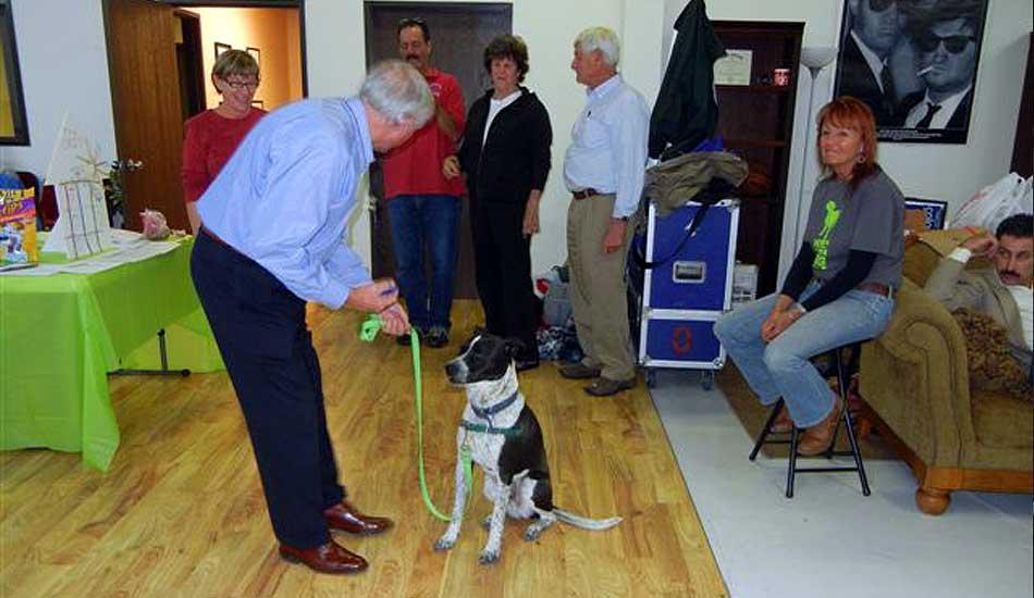 Freedom Dog Team Activity