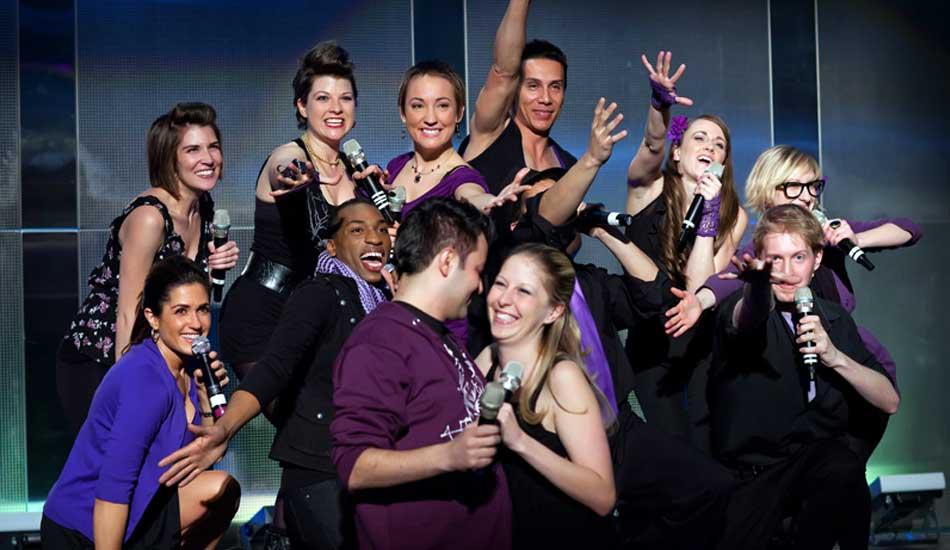 Gleeks Music and Singing Show
