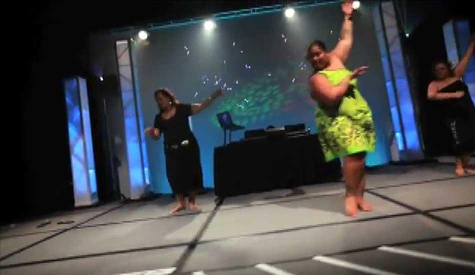 Got Talent Team Activity Hula Dancer