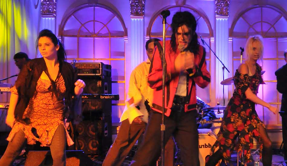 Michael Jackson Tribute Singer and Dancers