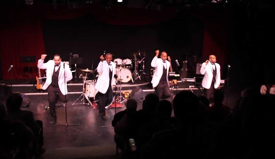 Motown Music Tribute Act