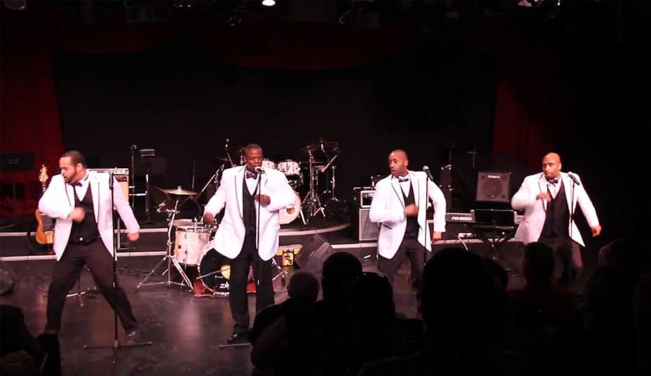 Motown Tribute Music Act