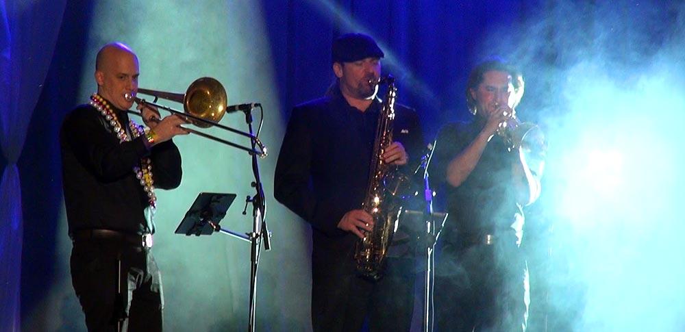 No Limits Horns - Trombone, Saxophone, and Trumpet
