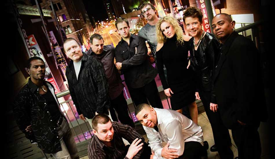 Power X Dance Band in the City