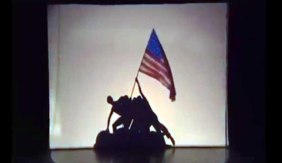 Silhouettes Dancing Shadows Show