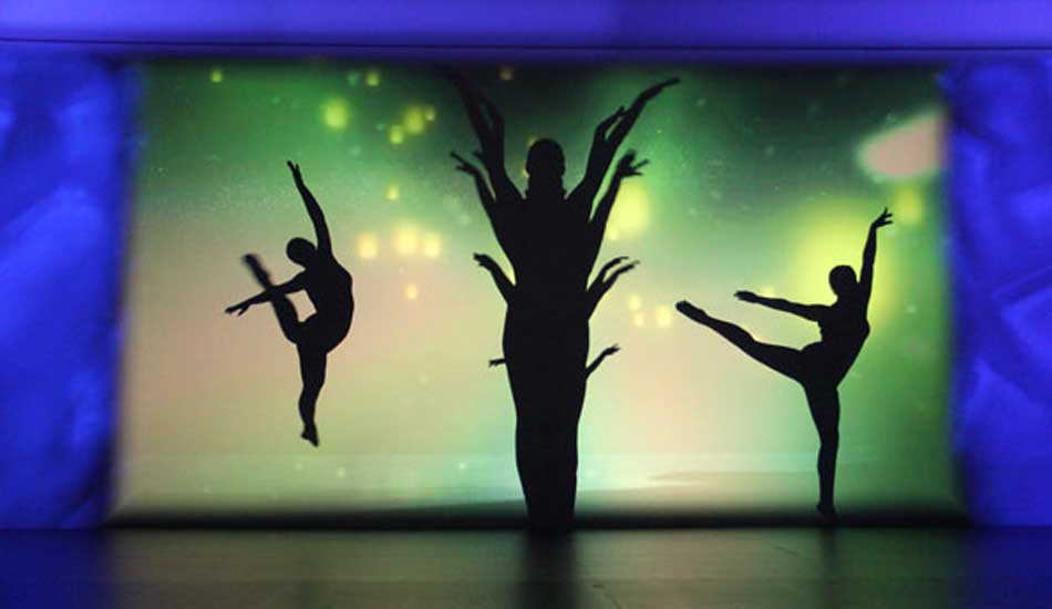 Silhouettes Shadow Dance Show