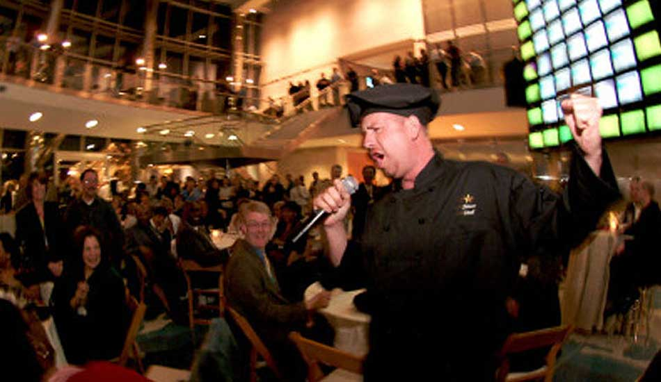 Singing Chefs for Corporate Events