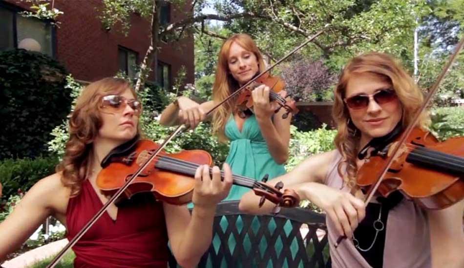Spinphony Violins