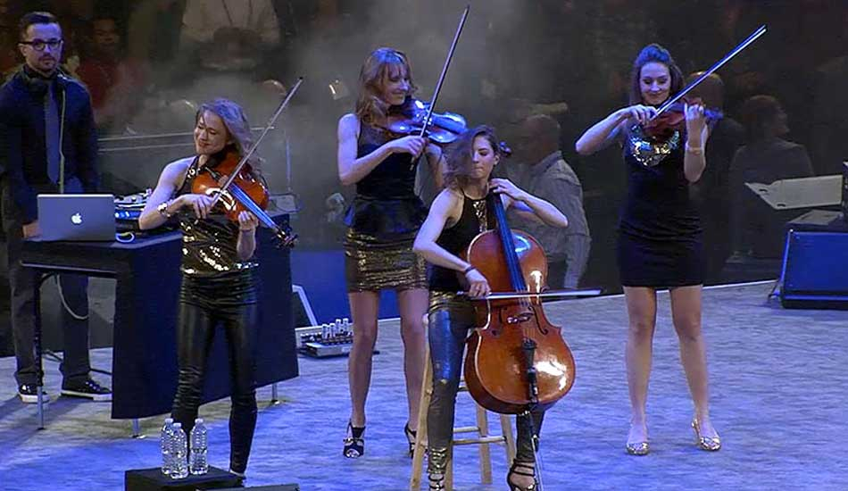 Spinphony Violins and Cello Ensemble