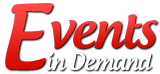Events In Demand Logo