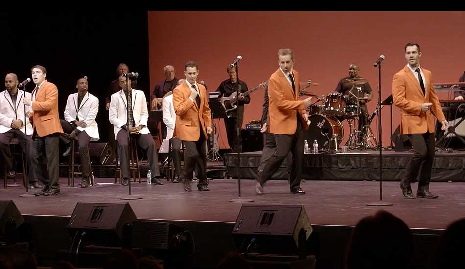 The Jerseys Tribute Band - Frankie Valli and the Four Seasons